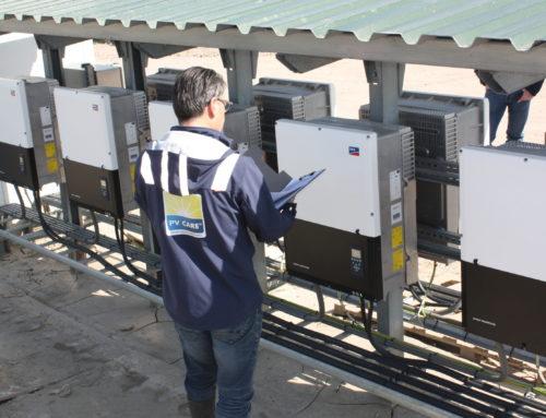 Inspectieregeling voor PV-systemen – Scope 12