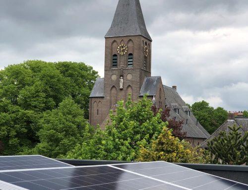 Zonne-energie wordt belangrijkste bron van Nederland