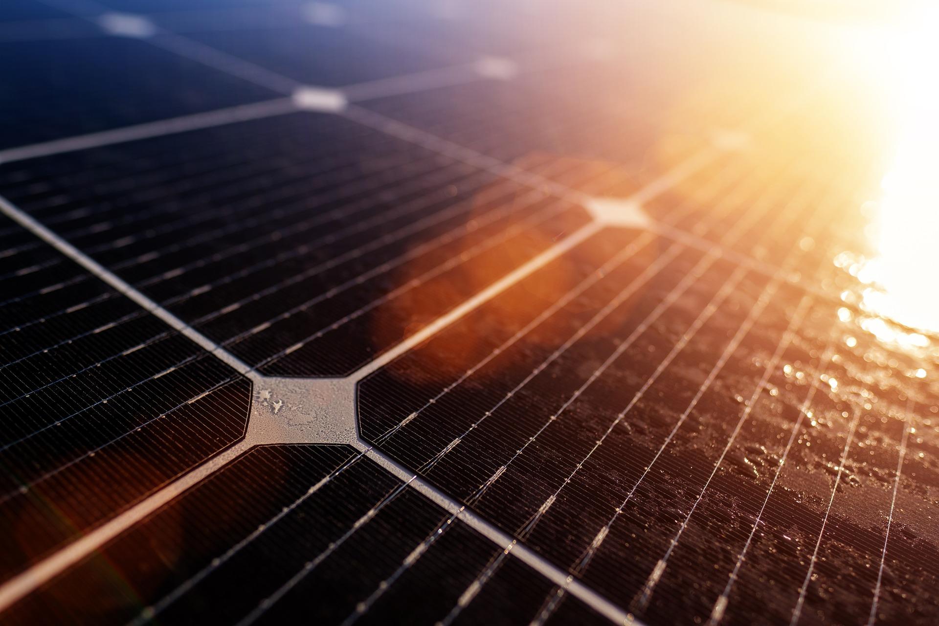 Storing zonne-energiesysteem