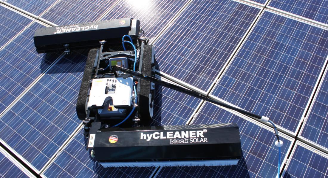 hyCLEANER solar