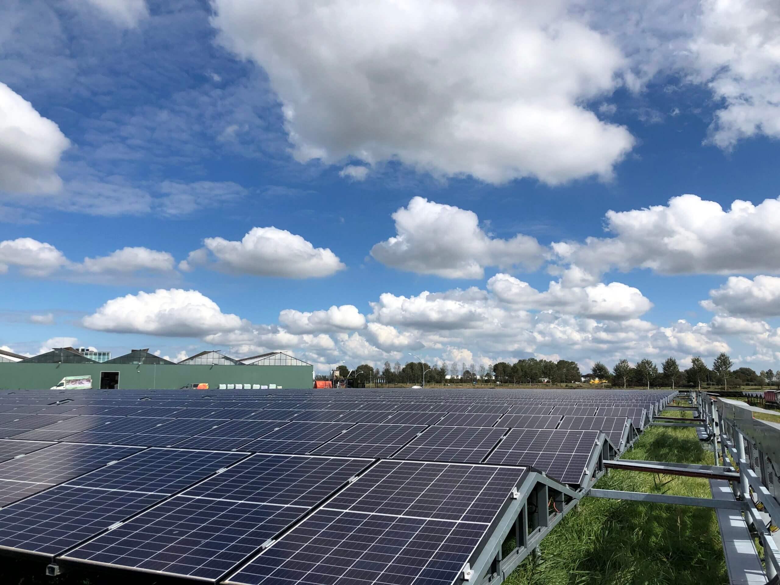 pv care zonnepanelen opbrengst 2020 middelburg