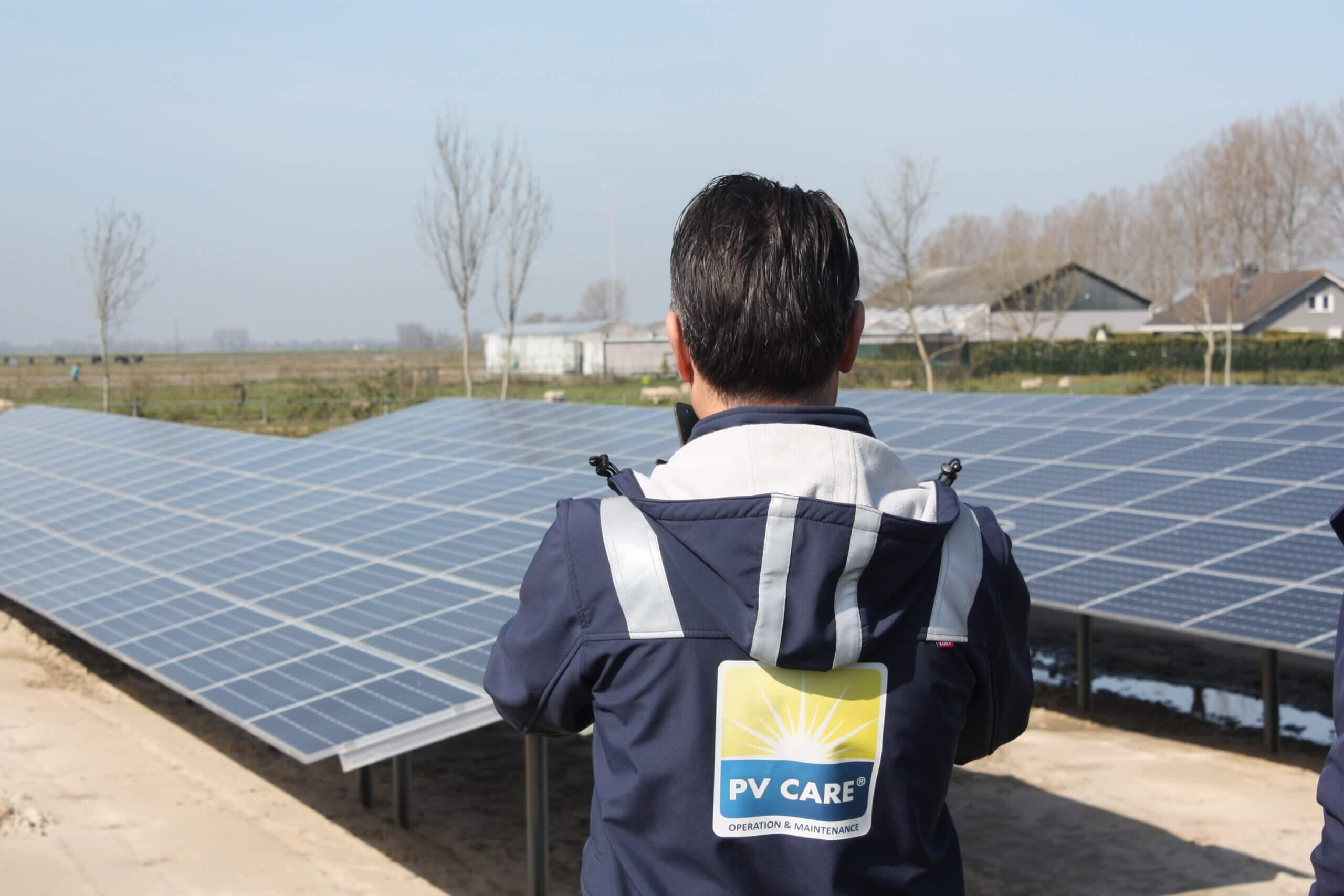 pv care inspectie zonne-energiesysteem