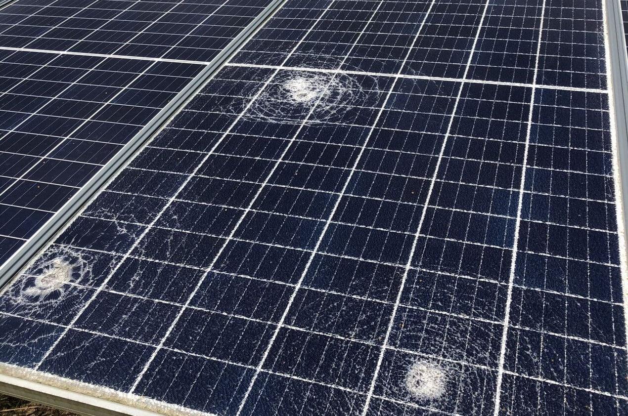 Defect zonnepanelen PV Care Service